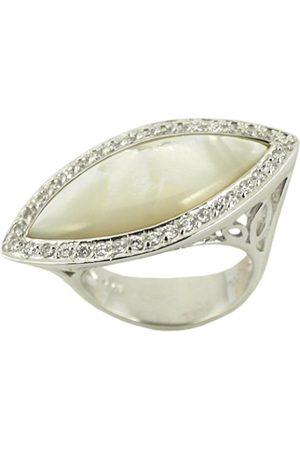 Women Rings - TOUS Women 925 Sterling Silver Silver Zircon Rings