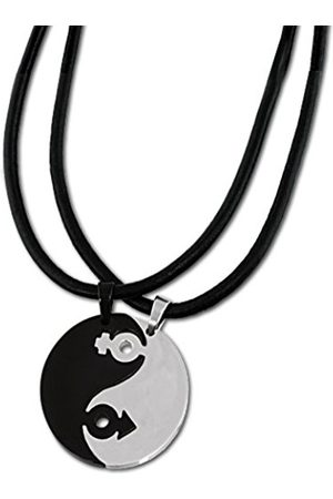 Women Necklaces - Women's Necklace Stainless Steel White VESK001S