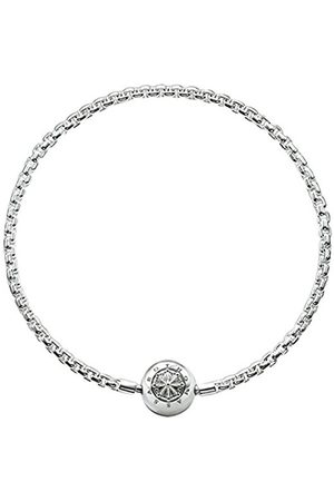Women Bracelets - Thomas Sabo Women Men-Bracelet Karma Beads 925 Sterling Length 16 cm KA0001-001-12-L17