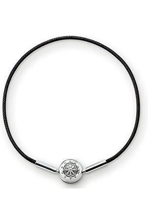 Women Bracelets - Thomas Sabo Women-Bracelet Karma Beads 925 Sterling Silver Length 16 cm KA0003-653-11-L17