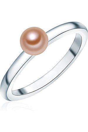 Valero Pearls Women 925 Sterling Pearl Ring
