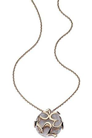 Women Necklaces - ZEEmeSilver Women 925 Silver White Zircon FINENECKLACEBRACELETANKLET