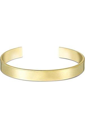 Bracelets - Large Plated Brass Medium/Large Cuff of 15.8 cm