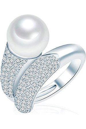 Jewellery - Women 925 Silver Freshwater Cultured Zircon