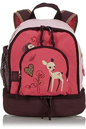 Rucksacks - LÄSSIG Lassig Kids Backpack Pre-School Kindergarten with chest strap, name badge and drink Bottle Holder
