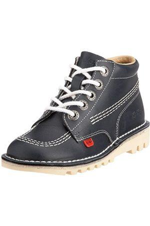 Kickers Unisex Kick Hi Core Junior Boots