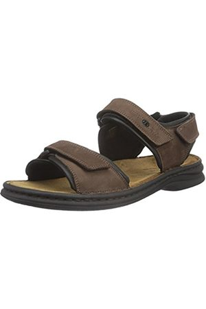 Men Sandals - Josef Seibel Men's Rafe Brasil Sandal 10104 9 UK(43 EU