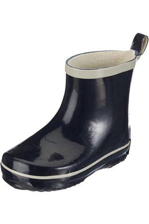 Boots - Playshoes Unisex-ChildRubberBootsShortplain