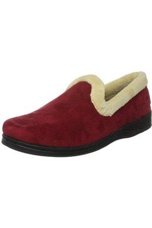 Women Slippers - Padders Women's Repose Fleece and Fur Lined 406 8 UK