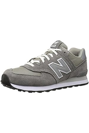 Men Trainers - New Balance 574, Unisex-Adults' Trainers, Black ( 030)