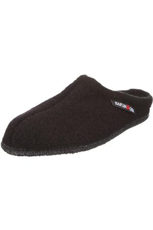 Women Clogs - Haflinger Unisex Adults' Alaska Low-Top Slippers Size: 10