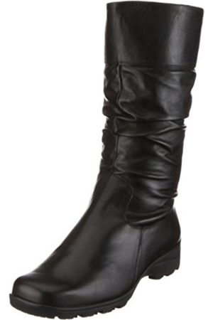 Women Boots - Semler Daniela, Women's Warm lined classic boots half length