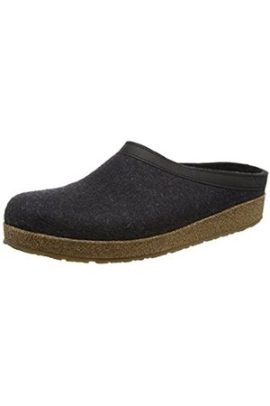 Slippers - Haflinger Grizzly Torben, Unisex Adults' Open Back Slippers