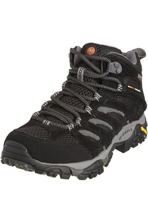 Women Lace-up Boots - Merrell Moab Mid Gore-Tex , Women's Lace-Up Trekking and Hiking Boots