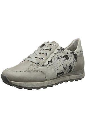 Women Trainers - Remonte Women's D1808 Low-Top Sneakers