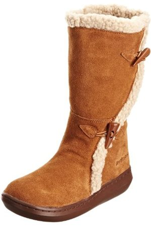 Women High Leg Boots - Rocket Dog Slope, Women's Long Boots, (CHESTNUT CIW)