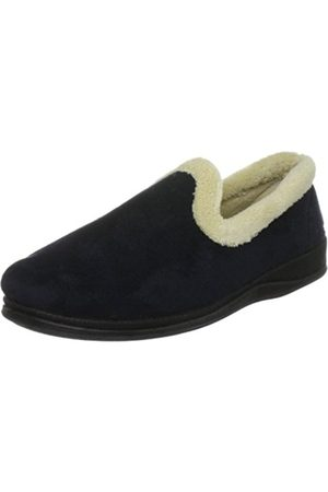 Women Slippers - Padders Women's Repose Fleece and Fur Lined 406 6 UK