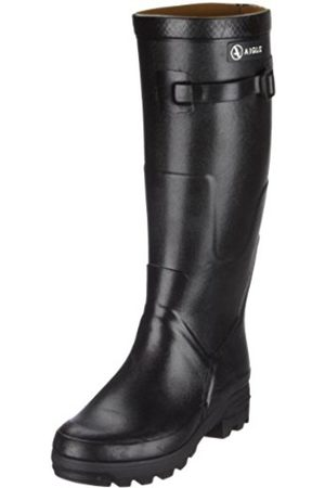 Boots - Aigle Benyl, Unisex Adults' Hunting (noir 9)