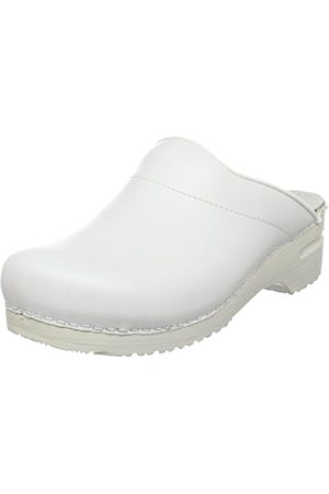 Men Clogs - Sanita Men's Karl PU Open Clogs