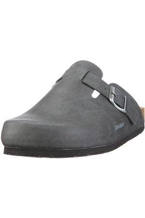 Clogs - Unisex - Adult 600212 Clogs Gray Size: 43 EU (9 Erwachsene UK)