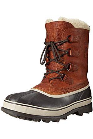 Men Snow Boots - sorel Caribou Wl, Men Snow Boots, (Tobacco 256)