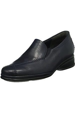 Women Brogues & Loafers - Semler Women's Ria Loafers, -Blau (070 Ocean)