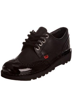 Women Brogues & Loafers - Kickers Women's Kick Lo Brogue Flats