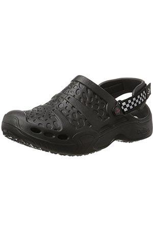Clogs - Chung Shi Unisex - Adult DUX Premium schwarz Clogs And Mules Schwarz/schwarz Size: s