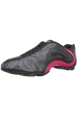 Women Trainers - Bloch S0570 Amalgam Leather Sneaker UK 4 US 7