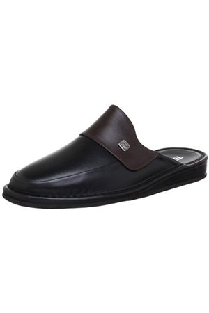 Men Slippers - Men's Milano Flex Cold lined slippers Size: 10