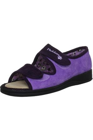 Women Slippers - Padders Women's Lydia Fleece and Fur Lined 414 5 UK