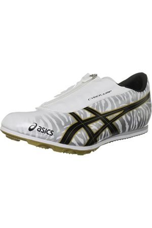 Asics Trainers - Unisex-Adult Cyber Jump London / / Trainer G204Y 0190 10 UK