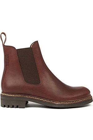 Women Boots - Aigle Women's MonbrIson Casual Schuhe Unlined Chelsea Boots, Short Length - -Braun (Marron (Redwood)