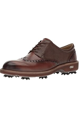 Men Shoes - Ecco Men's Lux Golf Shoes