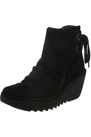 Women Ankle Boots - Fly London Yama Oil Suede, Women's Boots
