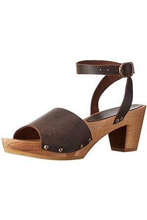 Sanita Women's Yara Square Flex Sandal Open Toe Sandals Size: 41 EU (7 UK)