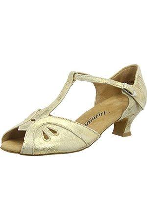 Women Shoes - Damen Tanzschuhe 019-011-017, Women's Ballroom Dance Shoes
