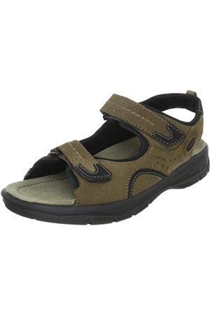 Men Sandals - Jomos Activa 3 Sandals Mens Gray Size: 7 (41 EU)