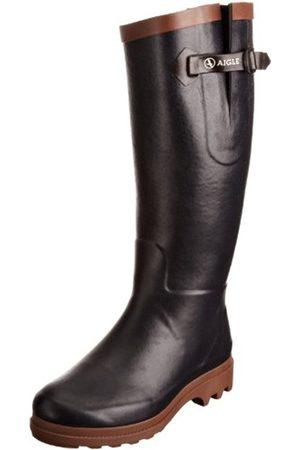Women Boots - Aigle Women's ntine Fur Wellington Boots