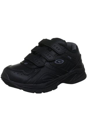 Shoes - Hi-Tec Unisex Kids XT115 Ez Fitness Shoes - (  Charcoal 021 975fa24605c