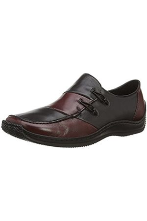 Women Brogues & Loafers - Rieker L1762-36, Women's Loafers