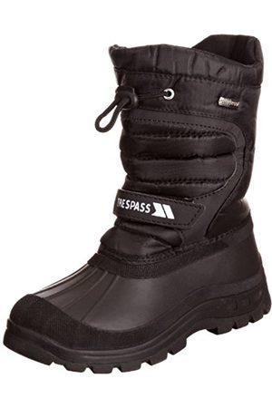 Boys Snow Boots - Trespass Dodo Snow Boot UCFOBOG10002 1 UK Child, 33 EU