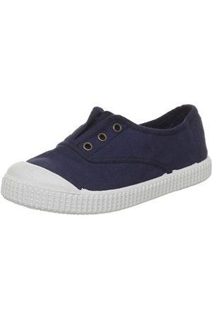 Trainers - victoria Unisex Kids' Inglesa Lona Tintada Punt. Low-Top Sneakers Shoes