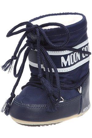 Snow Boots - Moon Boot Mini Nylon Unisex-Child Boots 14004300 3/5.5 UK