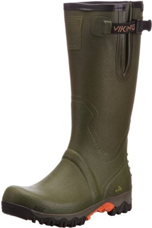Women High Leg Boots - Viking Trophy Ll, Unisex Adults' Unlined Rubber Boots Long Shaft Boots & Bootees