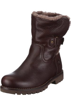Singapur Igloo, Womens Cold Lined Biker Boots Half Shaft Boots and Bootees Panama Jack