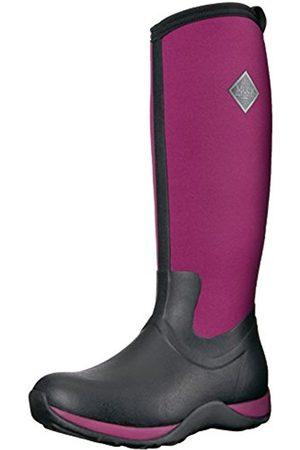 Women Boots - Arctic Adventure, Women Warm Lining Rain Boots