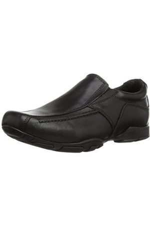 Boys Brogues & Loafers - Hush Puppies Bespoke JNR, Boys' Loafers