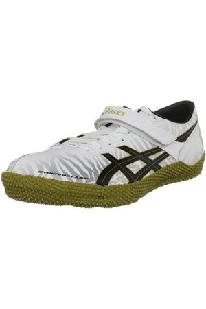 Trainers - Asics Unisex-Adult Cyber High Jump London Trainer G205Y 0190 10.5 UK