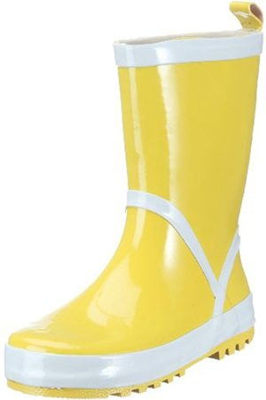 Boys Boots - Playshoes Unisex-Child Wellies Basic Wellington Boots